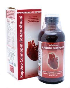 Кардио Саппорт, лечение и укрепление сердца, коллоидная фитоформула Эд Медицин