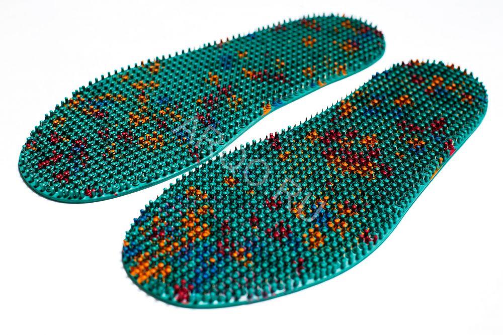 «Стелька-скороход», размер 37-40, 2 шт, аппликатор Ляпко (Размер: 40-43)