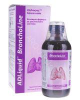 БронхоЛайн, для защиты и лечения болезней легких, коллоидная фитоформула Эд Медицин